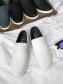 Giày Mọi Trắng G167