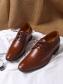 Giày Tăng Chiều Cao Màu Bò G202