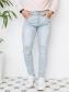 Quần Jeans Rách Xanh Biển QJ1619