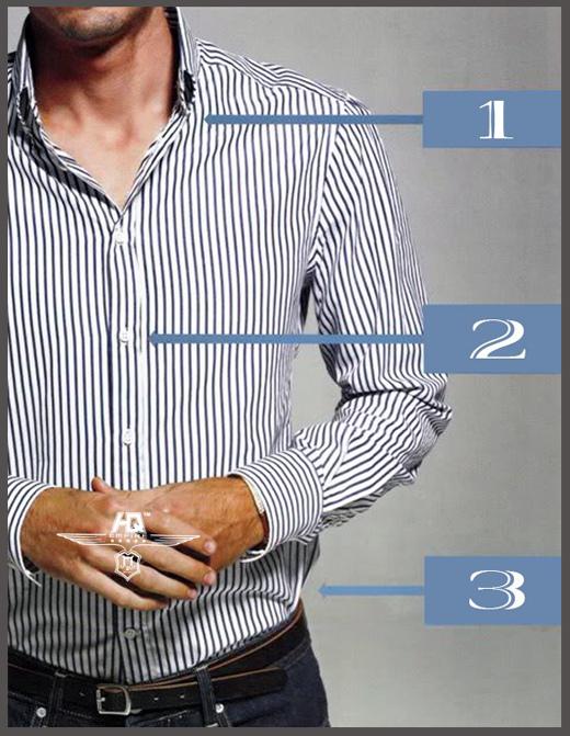 Cách chọn áo sơ mi nam đẹp chuẩn phù hợp với mọi lứa tuổi - 8
