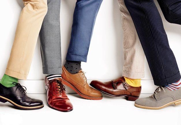 4 quy tắc khi chọn mua giày da nam - 5