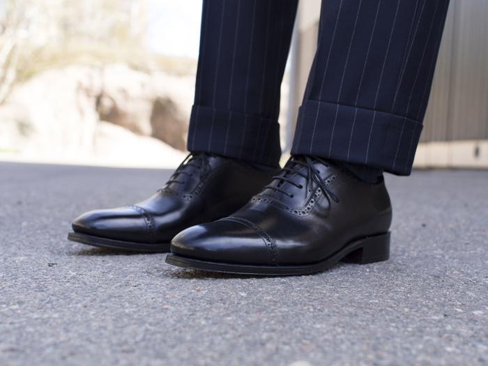 4 quy tắc khi chọn mua giày da nam - 3