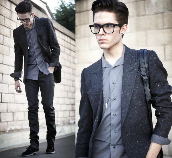 Cách kết hợp áo vest với quần jean cực chất dành cho nam - 7