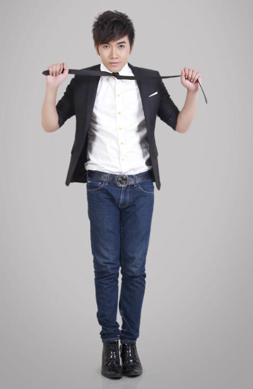 Cách kết hợp áo vest với quần jean cực chất dành cho nam - 1