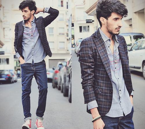 Cách kết hợp áo vest với quần jean cực chất dành cho nam - 5