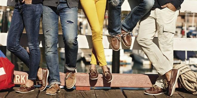 boat shoes - xu hướng giày nam 2017 - 1