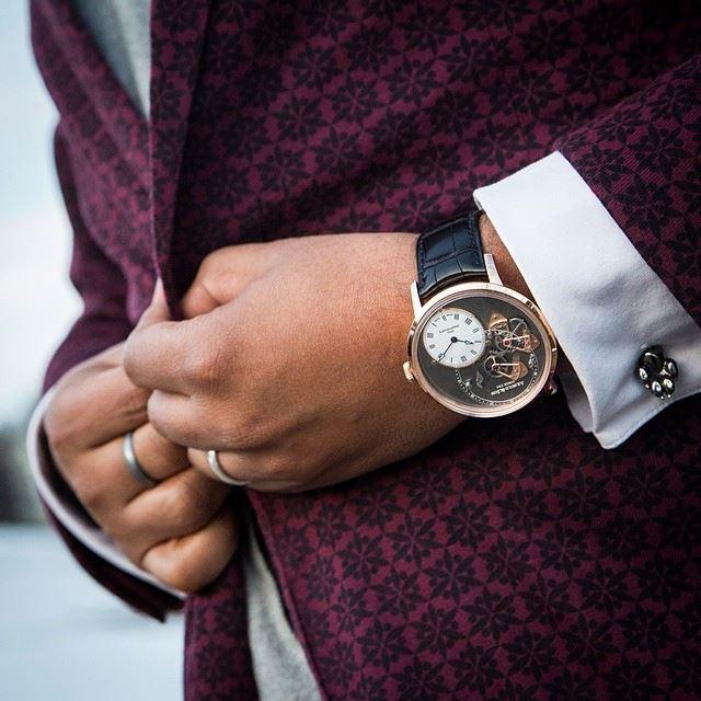 4 phụ kiện thời trang nam không thể thiếu cho các quý ông công sở - 1