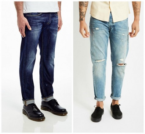 Mẹo mặc quần jean dành cho những chàng trai thấp lùn - 8