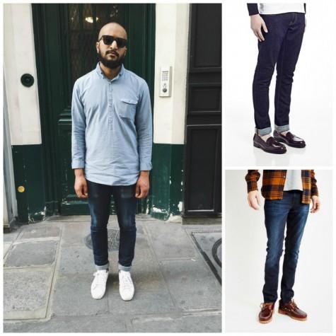 Mẹo mặc quần jean dành cho những chàng trai thấp lùn - 2