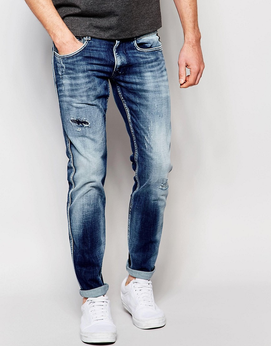 Mẹo mặc quần jean dành cho những chàng trai thấp lùn - 3