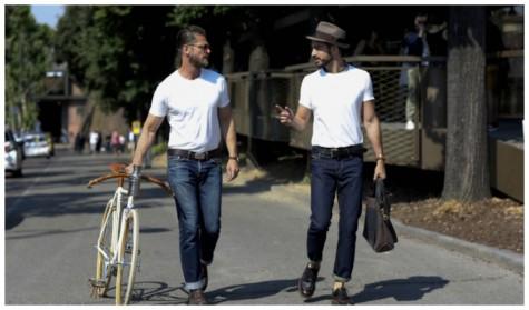 Mẹo mặc quần jean dành cho những chàng trai thấp lùn - 6