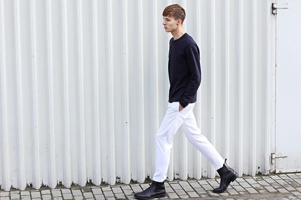 Mẹo mặc quần jean dành cho những chàng trai thấp lùn - 7