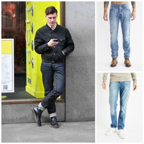 Mẹo mặc quần jean dành cho những chàng trai thấp lùn - 1