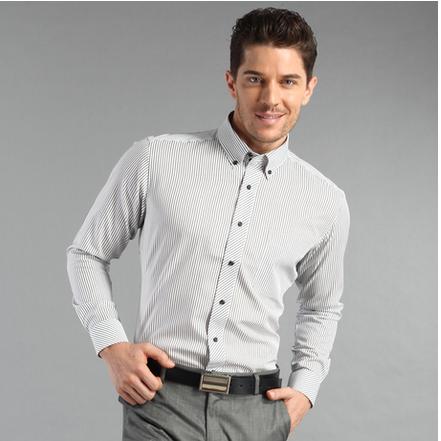 Cách nhận biết áo sơ mi nam cao cấp - 1