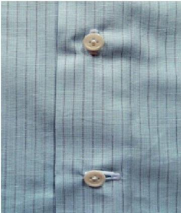 Cách nhận biết áo sơ mi nam cao cấp - 2