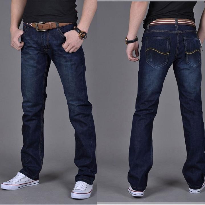 Tư vấn cách chọn quần jean nam cho những chàng trai béo mập - 3