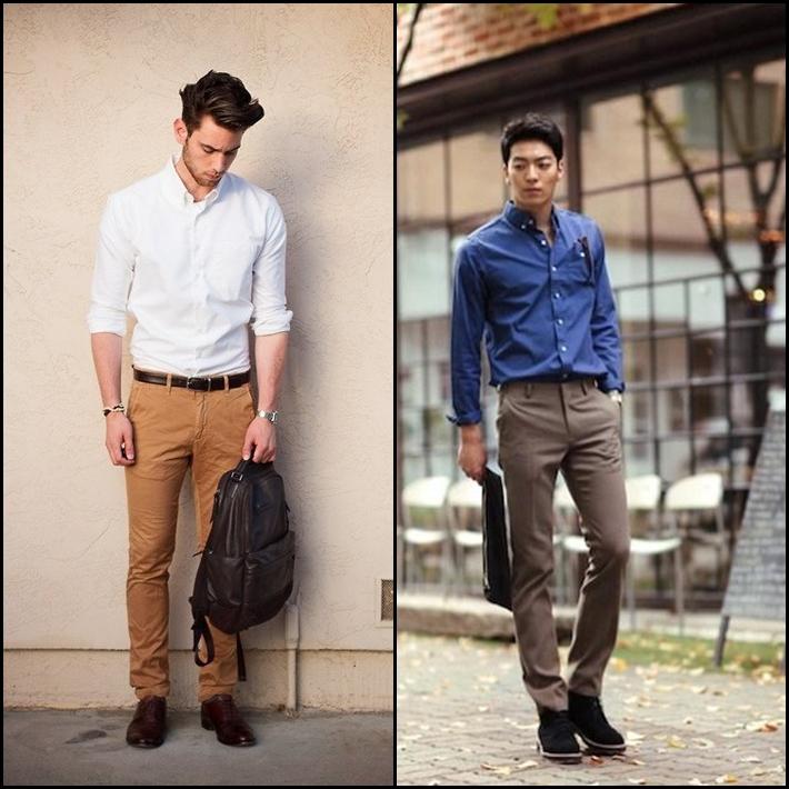 3 xu hướng quần kaki nam được ưa chuộng nhất năm 2017 - 4
