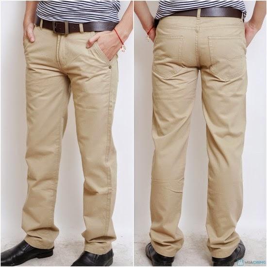 3 xu hướng quần kaki nam được ưa chuộng nhất năm 2017 - 2