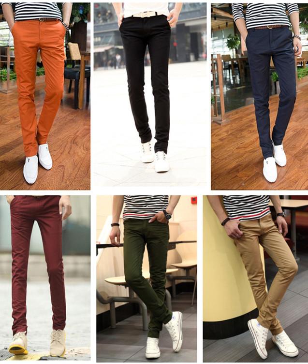 3 xu hướng quần kaki nam được ưa chuộng nhất năm 2017 - 1
