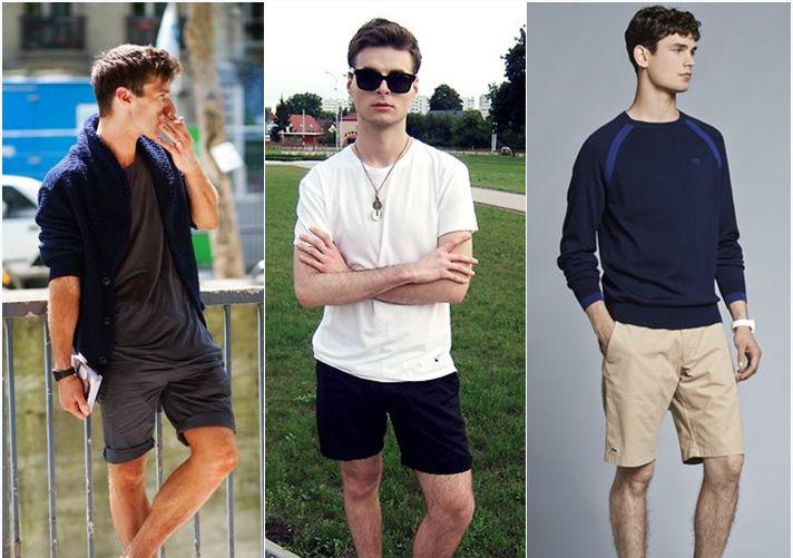 Bí kíp mặc quần short nam đẹp dành cho các chàng trai - 1