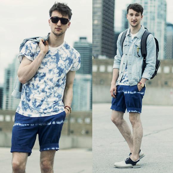 Bí kíp mặc quần short nam đẹp dành cho các chàng trai - 3