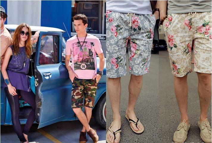 Bí kíp mặc quần short nam đẹp dành cho các chàng trai - 6