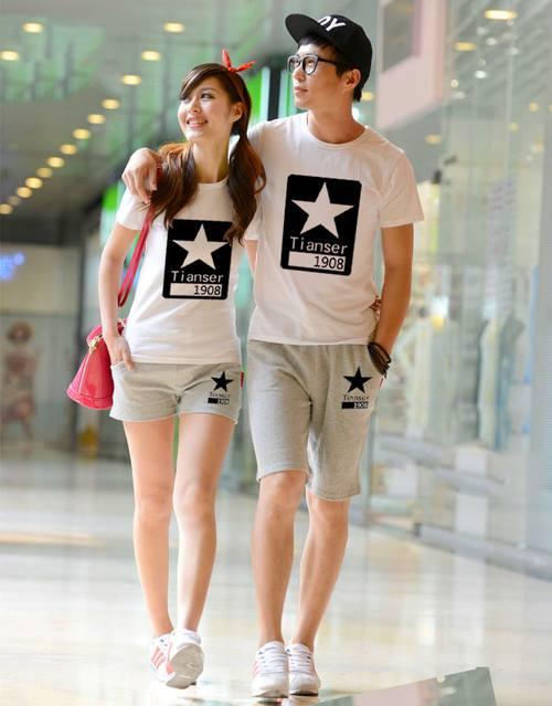 Cách diện đồ đôi đẹp trong ngày hẹn hò cùng nàng - 3