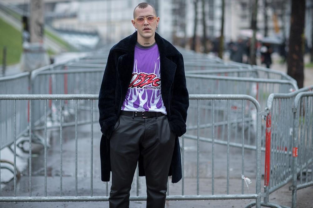 Xu hướng thời trang street style paris fashion week 2017 - 5