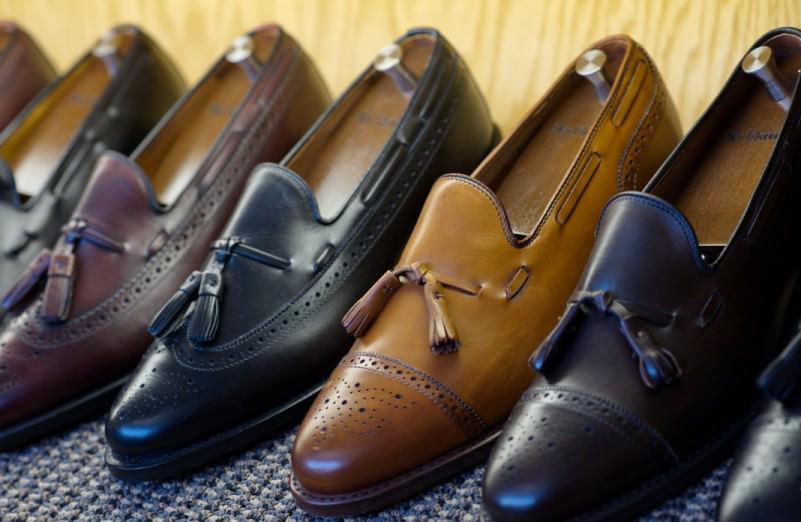 Học cách diện giày nam brogue của người anh - 2