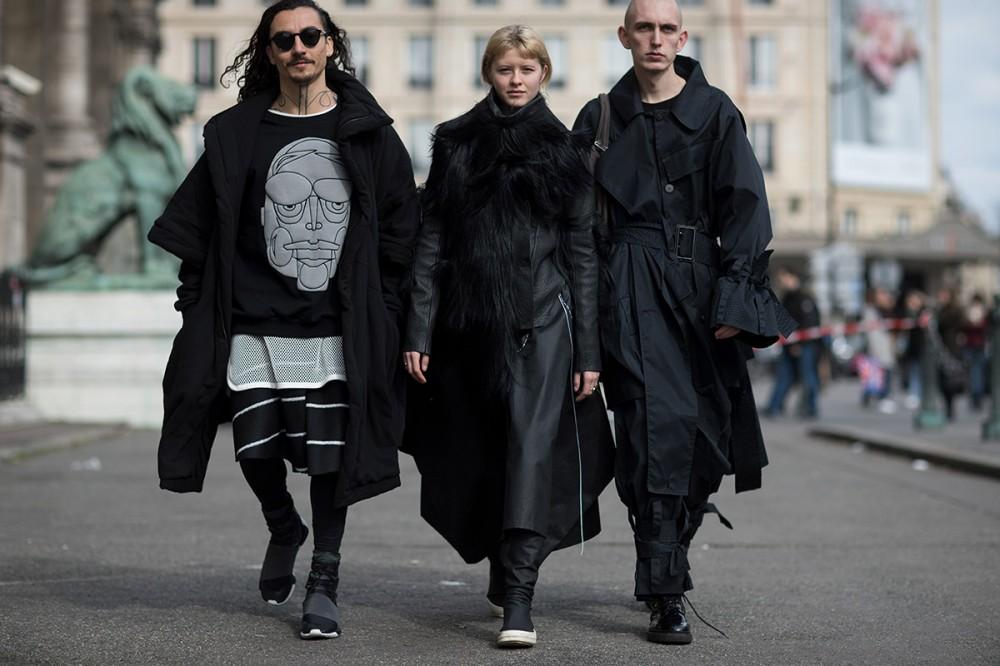 Xu hướng thời trang street style paris fashion week 2017 - 4