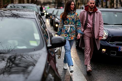 Xu hướng thời trang street style paris fashion week 2017 - 7