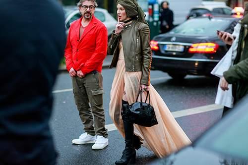 Xu hướng thời trang street style paris fashion week 2017 - 8
