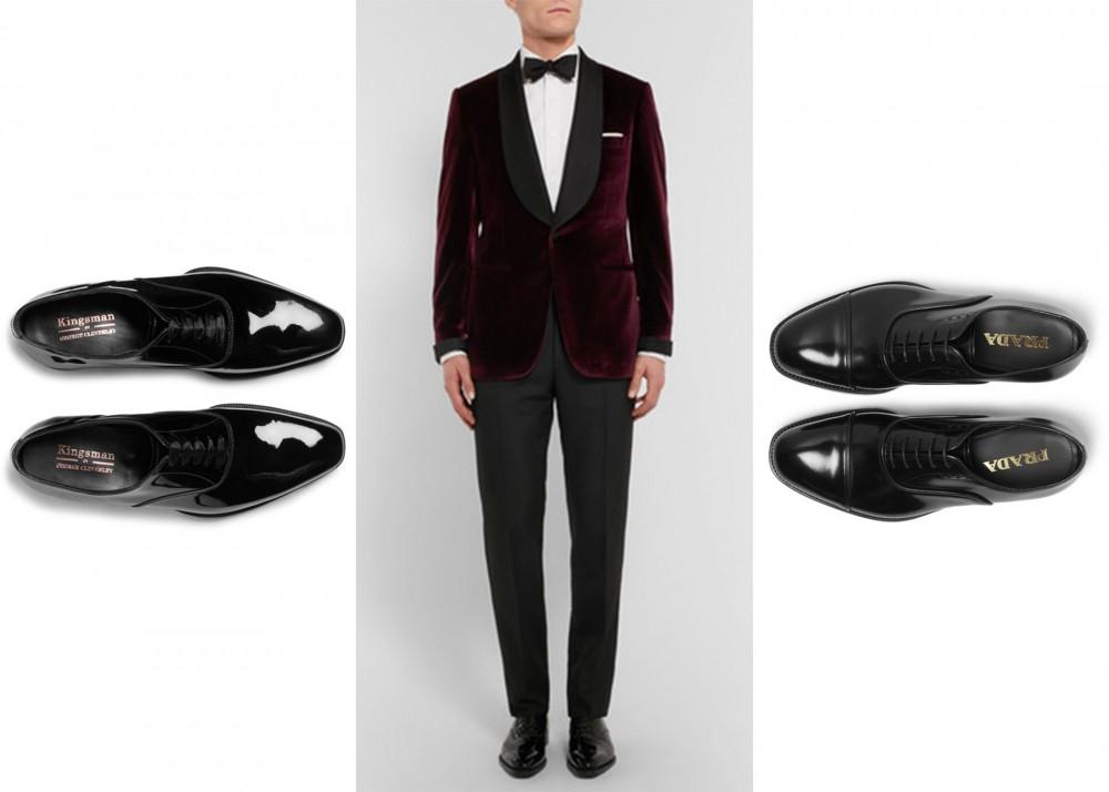Cách chọn giày tây đi đám cưới dành cho nam giới - 3