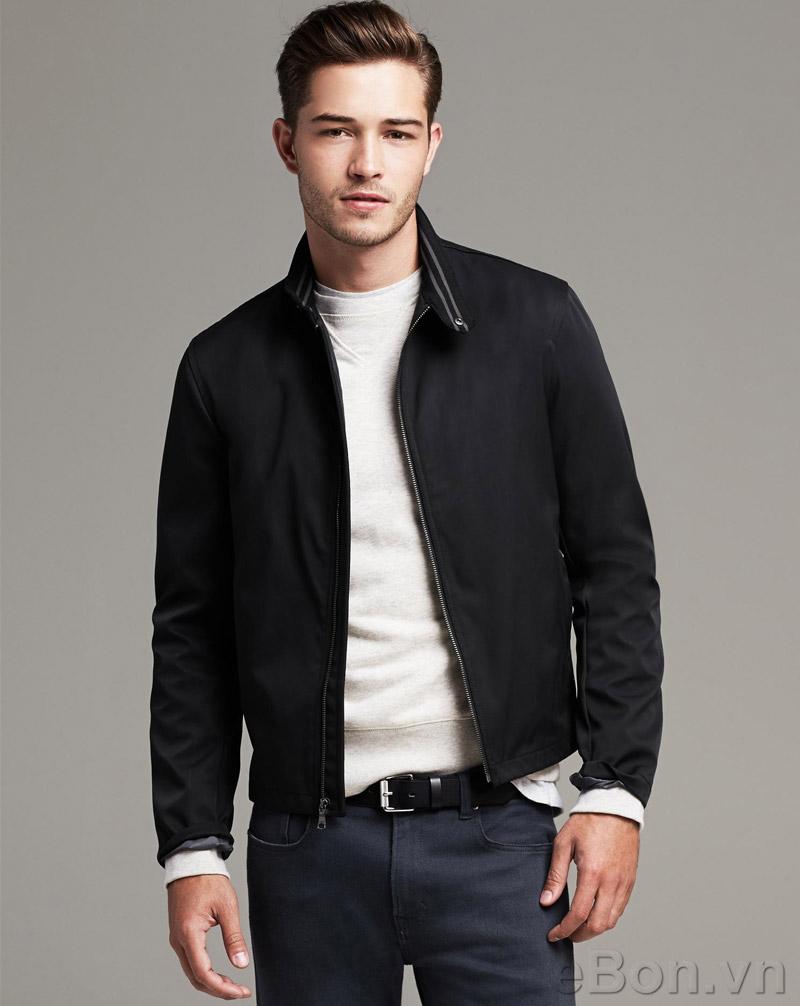 Tư vấn diện áo khoác nam cho mùa nóng và mùa lạnh - 1