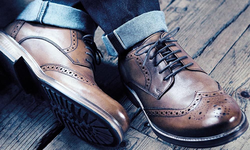 Cách đánh bóng giày da nam sáng và đẹp - 1