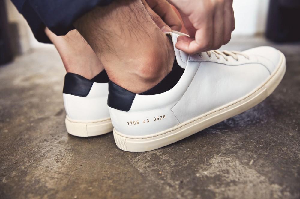 Cách đánh bóng giày da nam sáng và đẹp - 5