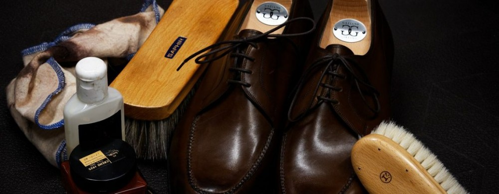 Cách tăng tuổi thọ giày da nam cực chuẩn - 1