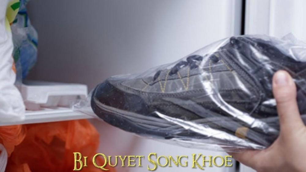 Cách khử mùi hôi giày tại nhà dành cho nam giới - 2
