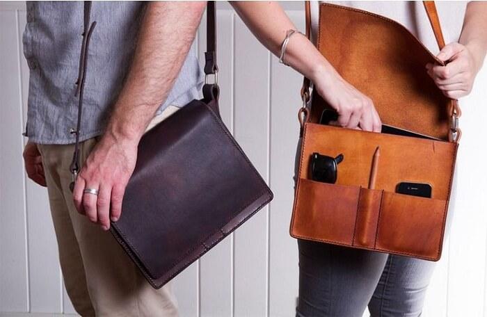 Cách chọn túi xách theo dáng người dành cho các nam giới - 1