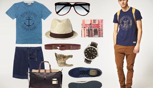 Cách mặc quần áo đi du lịch hè dành cho nam - 8