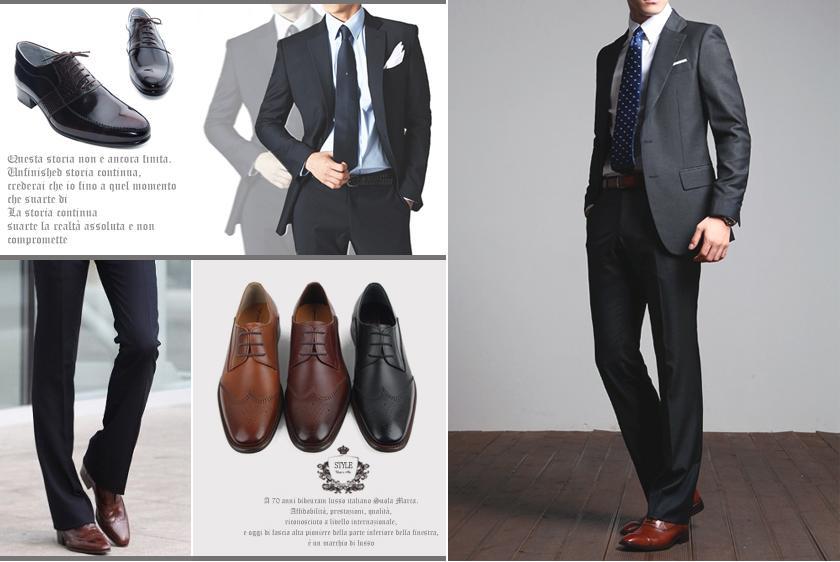 Bí quyết chọn giày nam đẹp đi dạo phố - 1