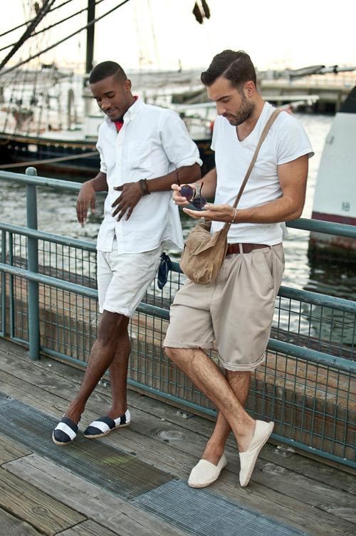 Cách mặc quần áo đi du lịch hè dành cho nam - 4