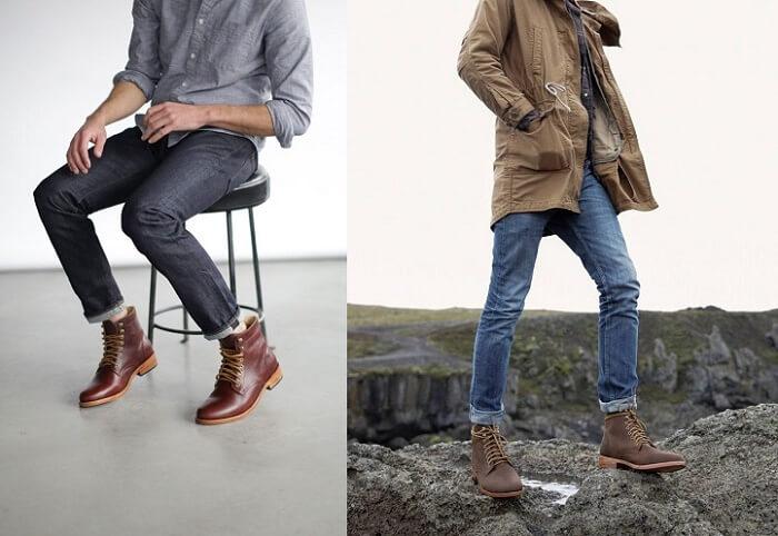 Bí quyết chọn giày nam đẹp đi dạo phố - 2