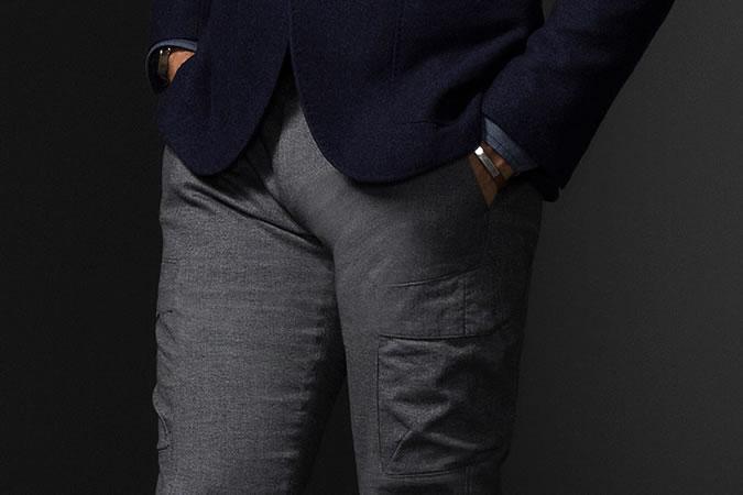 Cách chọn quần túi hộp nam thanh lịch - 3