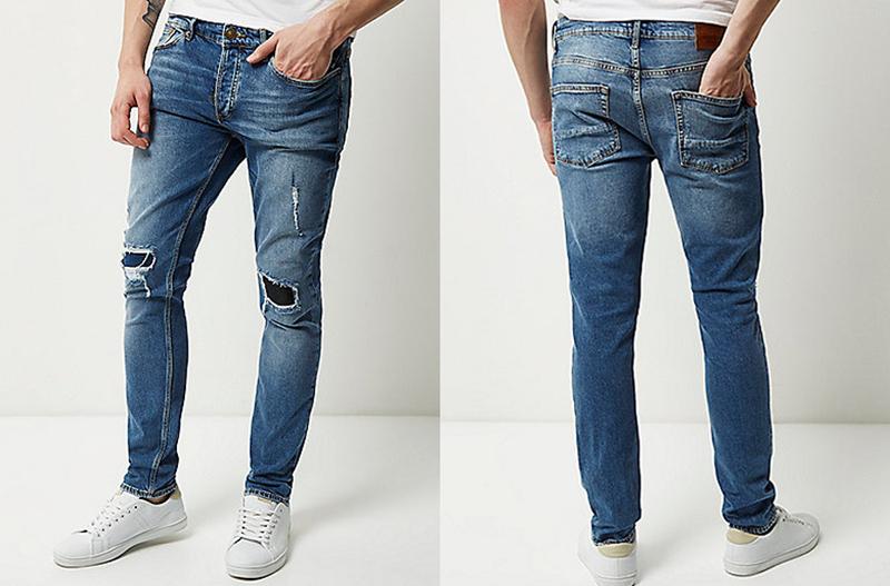 Những hãng quần jean nam hàng hiệu mà bạn nên biết - 11