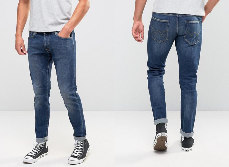 Những hãng quần jean nam hàng hiệu mà bạn nên biết - 13