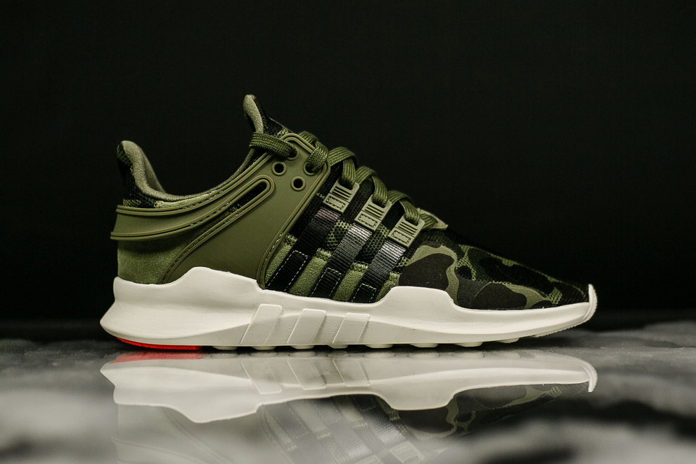 Giày thể thao adidas eqt tung ra phiên bản camo - 3