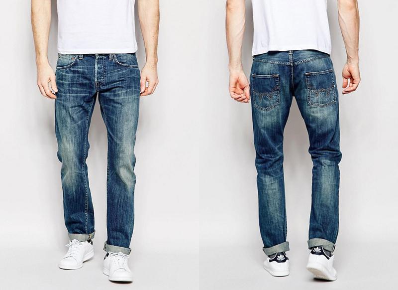 Những hãng quần jean nam hàng hiệu mà bạn nên biết - 14