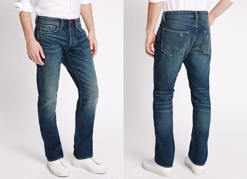 Những hãng quần jean nam hàng hiệu mà bạn nên biết - 1