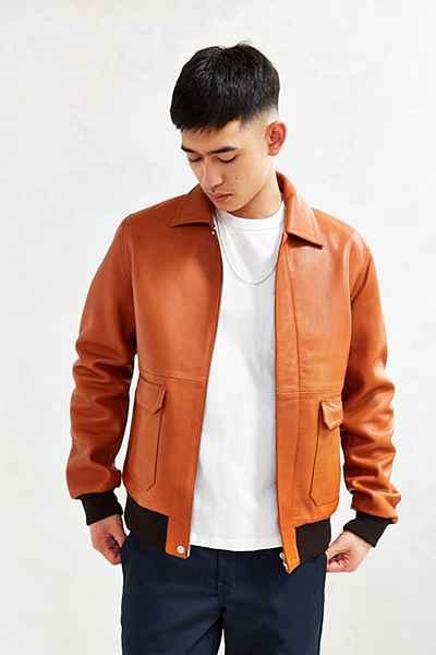 Những mẫu áo khoác da nam hot nhất 2017 - 9